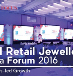 GSI Retail Jeweller India Forum 2016 (Experts-led Growth)